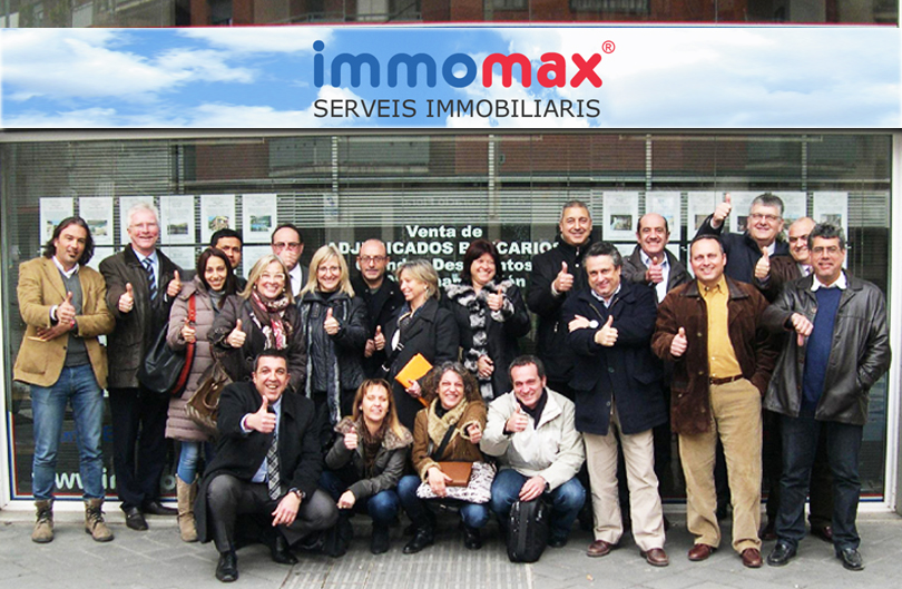 Immomax sales team