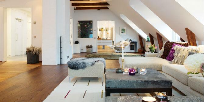 wie man mehr aus einer kleinen wohnung macht. Black Bedroom Furniture Sets. Home Design Ideas