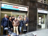 Immomax is opening a new office in Sant Gervasi
