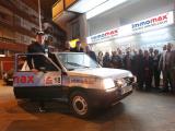 Das Immomax Team unterwegs zur Panda Raid 2017